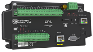 CR6 Campbell Scientific Datalogger