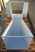steel cutthroat flume