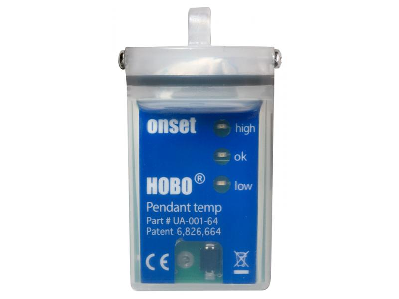 HOBO 64K Pendant Temperature/Alarm Data Logger