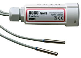 HOBO U23-003 2x External Temp logger