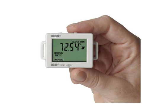 HOBO UX100 temperature data logger