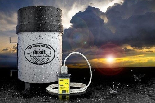 HOBO RG3 Rain Gauge Data Logger